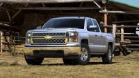 Pre-Owned 2015 Chevrolet Silverado 1500 Double Cab Standard Box 4-Wheel Drive LT