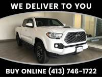 Pre-Owned 2020 Toyota Tacoma 4WD TRD Sport