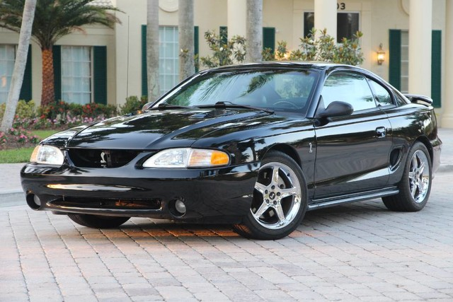 Photo 1997 Ford Mustang Cobra