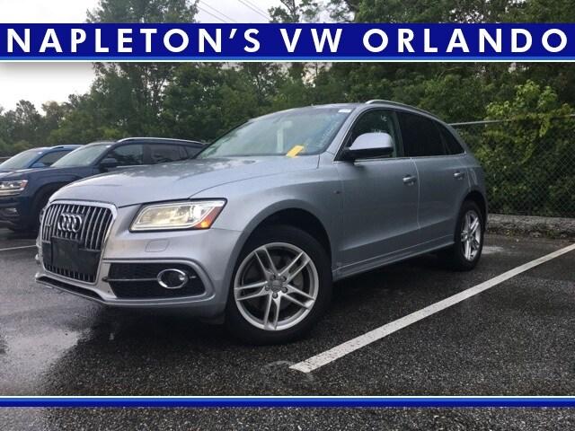 Photo Used 2017 Audi Q5 3.0T Premium Plus in Orlando, Fl.