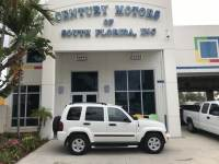 2007 Jeep Liberty Sport 1-Owner Clean CarFax CD A/C Cruise Power Windows