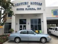 2006 Lincoln Town Car Signature Leather CD Changer Homlink Alloy Wheels