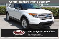 Used 2015 Ford Explorer 4WD Base in Fort Myers
