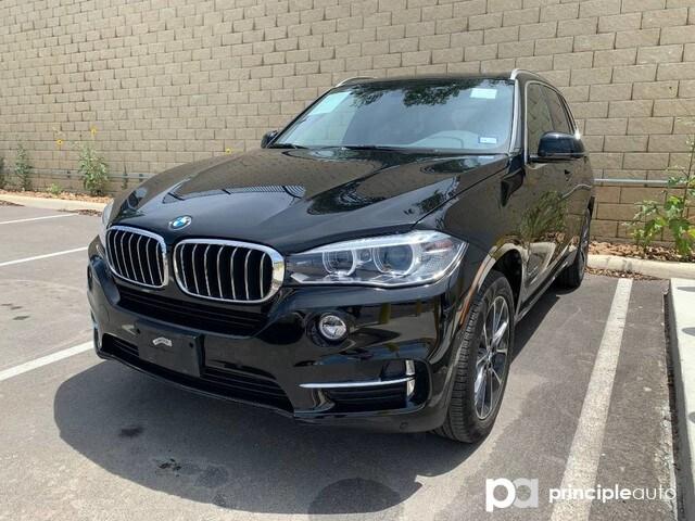 Photo 2017 BMW X5 sDrive35i w Luxury SAV in San Antonio