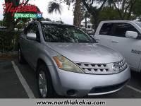 Used 2006 Nissan Murano West Palm Beach