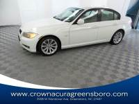 Pre-Owned 2011 BMW 3 Series 328i in Greensboro NC