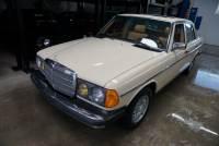1983 Mercedes-Benz 300D TURBO DIESEL WITH 43K ORIG MILES 300 D