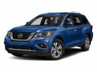 Pre-Owned 2017 Nissan Pathfinder S VIN 5N1DR2MM9HC653903 Stock Number 13239P
