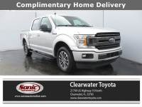 2019 Ford F-150 XLT (XLT 2WD SuperCrew 5.5 Box) Truck SuperCrew Cab in Clearwater