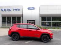 Used 2018 Jeep Compass For Sale at Moon Auto Group | VIN: 3C4NJCAB2JT233399