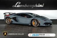 Used 2019 Lamborghini Aventador SVJ For Sale Richardson,TX | Stock# 20L0300A VIN: ZHWUM6ZD6KLA07965
