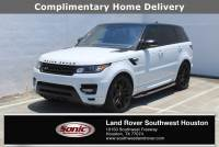 Used 2017 Land Rover Range Rover Sport Autobiography in Houston