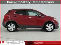 Used 2015 Buick Encore Leather SUV in Charlotte