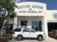 2009 Ford Expedition XLT 4x4 Vinyl Seats CD Tow Package Hitch Roof Rack