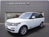 2017 Land Rover Range Rover 3.0L V6 Turbocharged Diesel HSE Td6 SUV in Parsippany