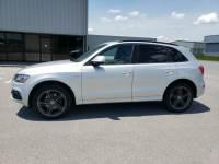 Used 2012 Audi Q5 For Sale at Harper Maserati   VIN: WA1WKAFP8CA139512