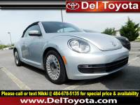Used 2013 Volkswagen Beetle Convertible 2.5L For Sale in Thorndale, PA | Near West Chester, Malvern, Coatesville, & Downingtown, PA | VIN: 3VW5P7AT1DM818856