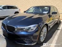 2017 BMW 7 Series 740i w/ Executive/Driving Assist Plus II Sedan in San Antonio