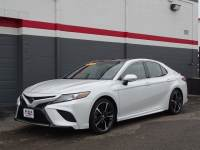 Used 2018 Toyota Camry For Sale at Huber Automotive | VIN: 4T1BZ1HK6JU013111