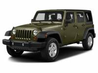 Used 2016 Jeep Wrangler Unlimited Sahara SUV For Sale in Bedford, OH