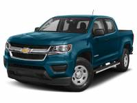 New 2020 Chevrolet Colorado Crew Cab Short Box 4-Wheel Drive Z71
