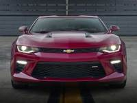 New 2017 Chevrolet Camaro 2dr Coupe 2SS