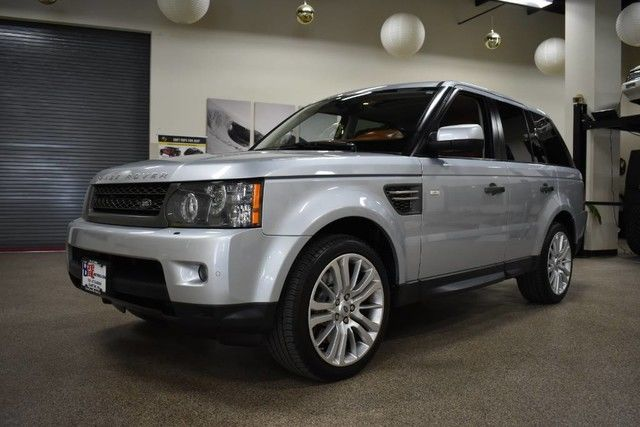 Photo 2010 Land Rover Range Rover Sport HSE LUX