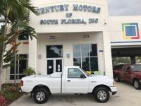 2007 Ford Ranger XLT 4x4 A/C CD MP3 AUX Cruise Control Chrome Wheels