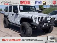 Used 2017 Jeep Wrangler Unlimited For Sale | Peoria AZ | Call 602-910-4763 on Stock #29201A