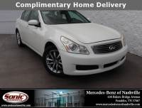 2008 INFINITI G35 Journey in Franklin