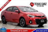2015 Toyota Corolla S Plus for sale in Carrollton TX