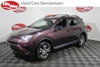 Certified Used 2017 Toyota RAV4 LE in Gaithersburg