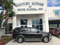 2000 Ford Expedition Eddie Bauer Leather 8 Passenger 3rd Row 1-Owner