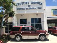 2007 Ford Expedition Eddie Bauer Leather 8 Passenger 3rd Row 1-Owner