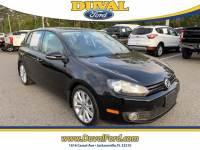 Used 2014 Volkswagen Golf For Sale in Jacksonville at Duval Acura | VIN: WVWDM7AJ2EW000673