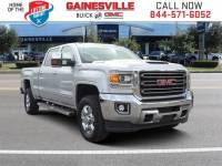 Pre-Owned 2017 GMC Sierra 3500HD Crew Cab Standard Box 4-Wheel Drive SLT VIN1GT42XEY7HF152899 Stock NumberO125318A