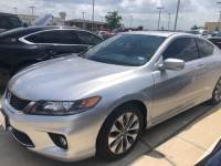 Pre-Owned 2014 Honda Accord Coupe EX CVT PZEV VIN1HGCT1B71EA000001 Stock Number304B0