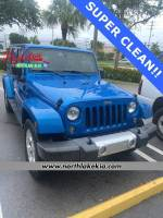 Used 2015 Jeep Wrangler West Palm Beach