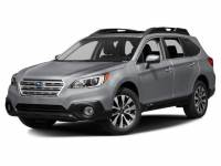 2015 Used Subaru Outback 4dr Wgn 2.5i Limited Pzev in For Sale in Moline IL | S20950A