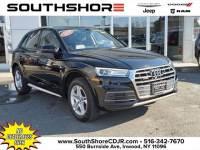 2018 Audi Q5 2.0T Premium quattro Inwood NY | Queens Nassau County Long Island New York WA1ANAFY0J2138128