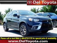 Used 2017 Mitsubishi Outlander Sport ES 2.0 For Sale in Thorndale, PA | Near West Chester, Malvern, Coatesville, & Downingtown, PA | VIN: JA4AP3AU3HZ009327