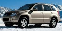 Pre-Owned 2006 Suzuki Grand Vitara Premium