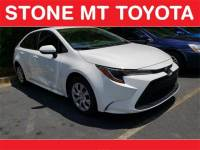 Pre-Owned 2020 Toyota Corolla LE
