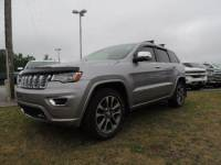 Pre-Owned 2018 Jeep Grand Cherokee Overland 4x4 VIN 1C4RJFCG7JC274828 Stock Number 25158C