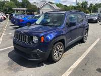 Pre-Owned 2017 Jeep Renegade Latitude FWD SUV
