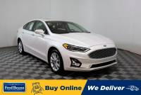 Used 2020 Ford Fusion Energi Titanium For Sale in Doylestown PA   Serving New Britain PA, Chalfont, & Warrington Township   3FA6P0SU4LR102384