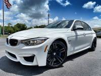 Used 2017 BMW M Models CARBON FIBER ROOF RED LEATHER LOADED CARFAX