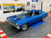 1972 Chevrolet Nova -NEW PAINT - 4 SPEED - BRAND NEW A/C SYSTEM - SEE VIDEO -