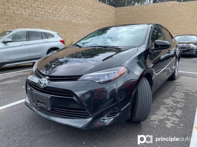 Photo 2017 Toyota Corolla LE Sedan in San Antonio