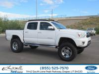 2014 Toyota Tacoma Base Truck Double Cab V-6 cyl